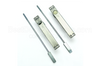 DCI Self Latching Commercial Flush Bolt Set (for Metal Doors)