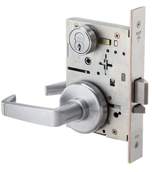 When you want the toughest mechanical security for your building, you want the 40H Series from BEST.