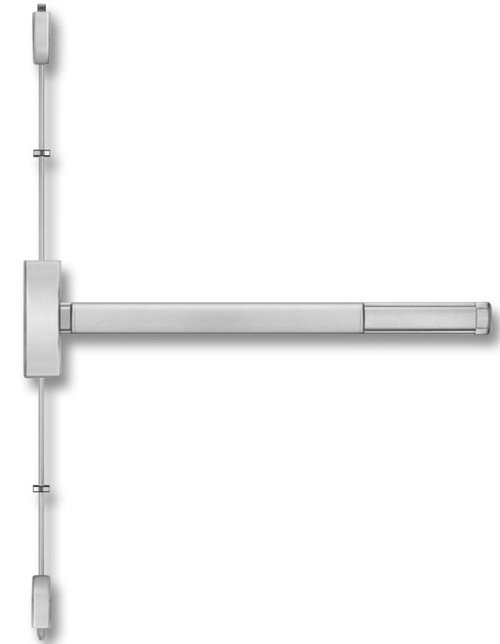 2200 APEX Rim Series - Wide Stile Exit Device (Reversible)
