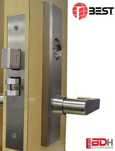 Best Access 40h Heavy Duty Mortise Locks