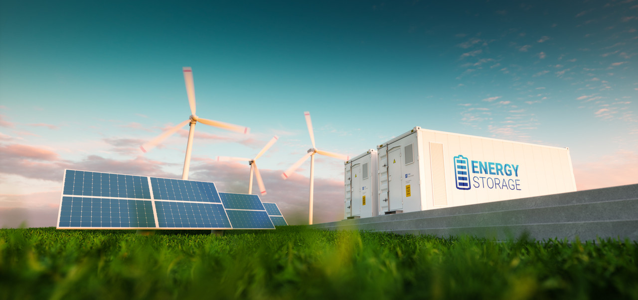 Energy Storage Solutions Plants Solutions