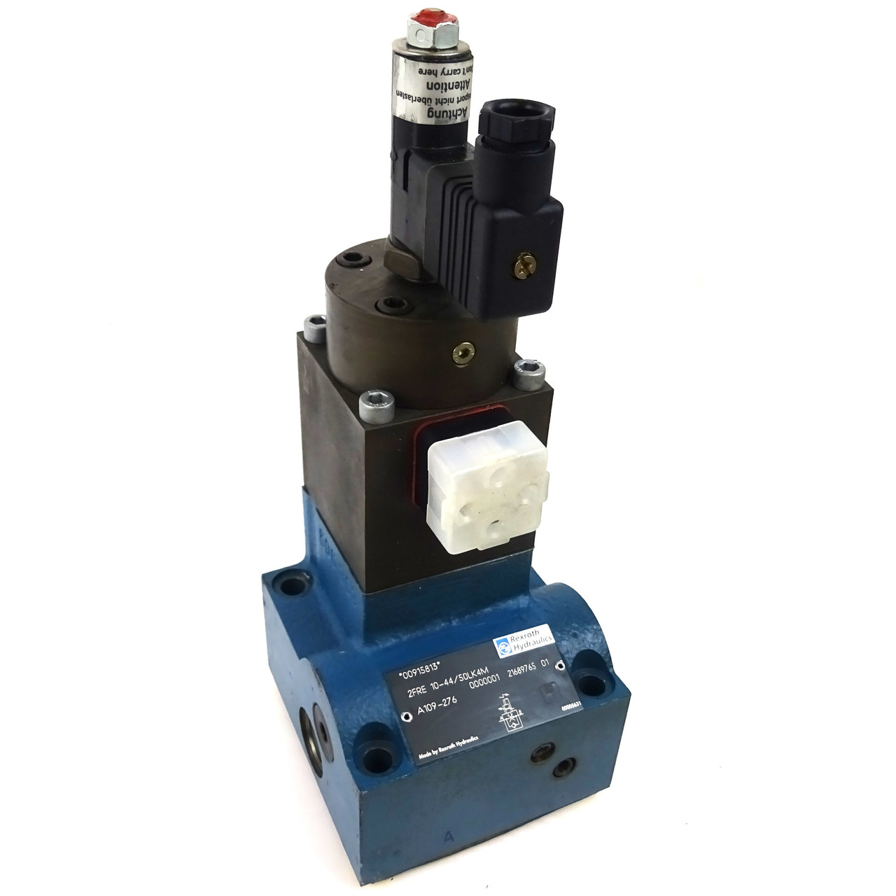 Rexroth Hydraulic valves / rexroth pneumatic valves