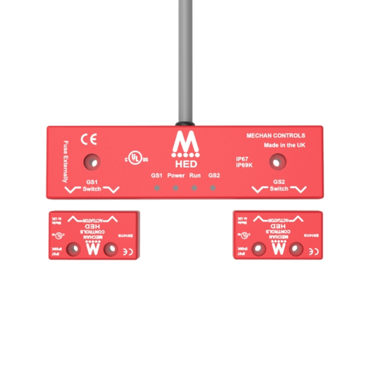 HED Series picture from mechan controls