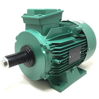 3Ph AC Motor LS100L Leroy-Somer Searle, 0.31kW, 400VAC, 12-Pole, 350/455rpm, B3 foot mount, 211.310.312.90 PTO
