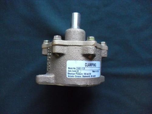 Clamping Cylinder 03453-0129 Schrader Bellows 3453A 034530129