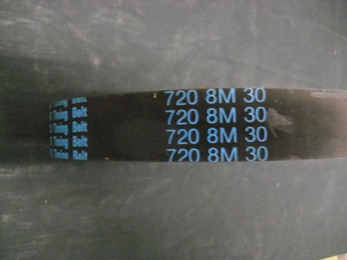 Belt 7208M30 Fenner Length 720mm Width 30mm 90 Teeth 720-8M-30