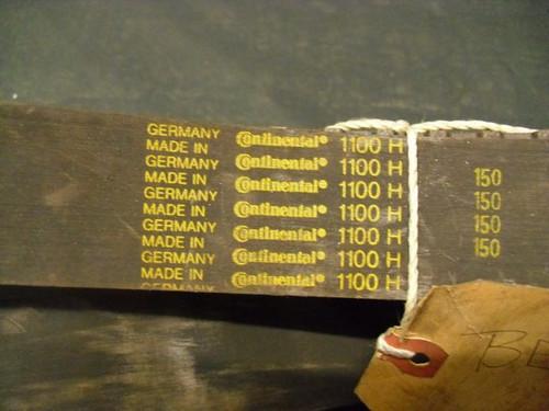 Belt Continental 1100-H-150