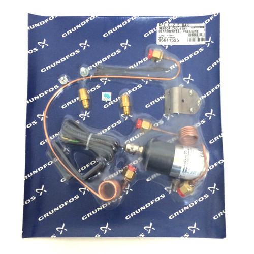 Pressure Sensor DPI-0-2,5-BAR Grundfos 96611525