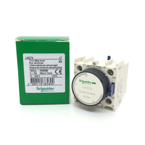 Time Delay 038589 Schneider LADT2