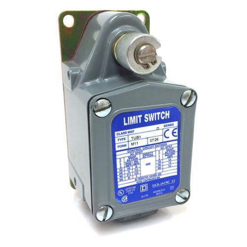 Heavy Duty Limit Switch 9007-TUB1-M11 Square D 9007TUB1M11