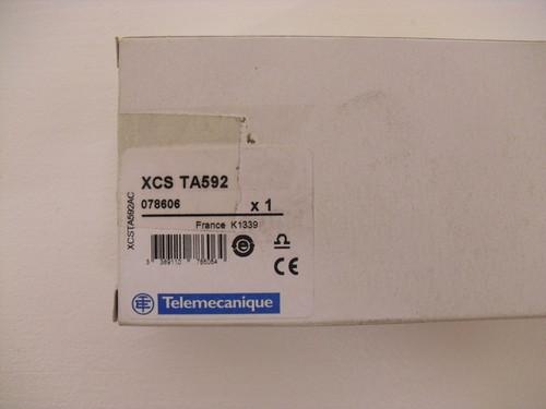 Interlock Switch 078606 Telemecanique XCSTA592