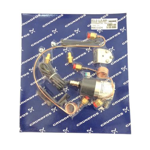 Pressure Sensor DPI-0-1,6-BAR Grundfos 96611524
