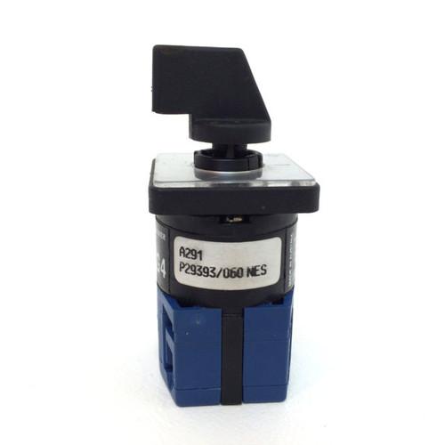 Cam Switch A291 Kraus & Naimer A291-P29393/060-NES