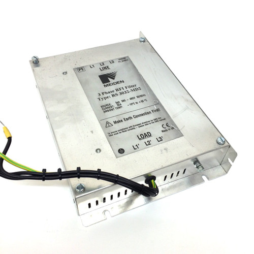 RFI Filter 3032MD2 Meiden 3032-MD2 USED UNIT