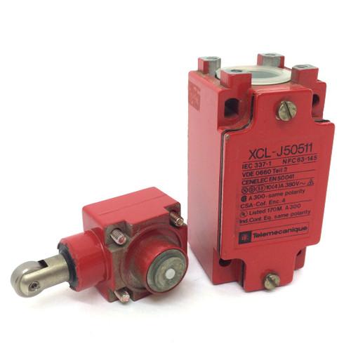 Limit Switch XCLJ50511 Telemecanique XCL-J50511 *New*