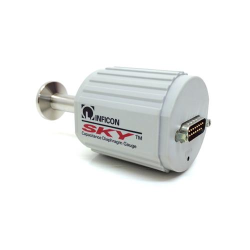 Capacitance Diaphragm Gauge CR090 Ceravac Leybold Vacuum Inficon 1000 Torr 15921