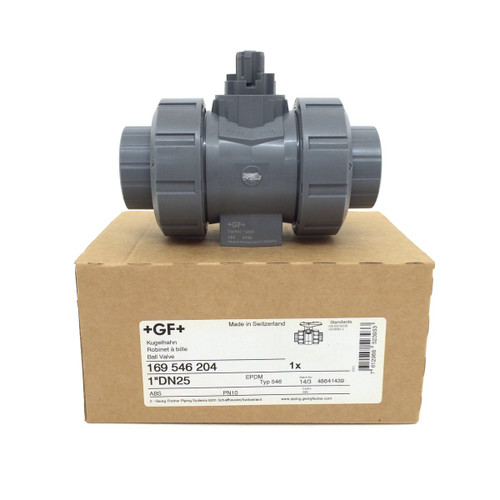 Ball Check Valve 169-546-204 ABS Type 546 Georg Fischer 169546204