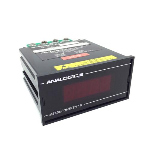 Panel volt meter AN25M04-EP-2-XX-X-X ANALOGIC 220VAC AN25MO4EP2XXXX