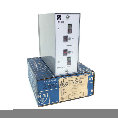 Level Sensor HTA-280 Endress+Hauser 240VAC HTA280