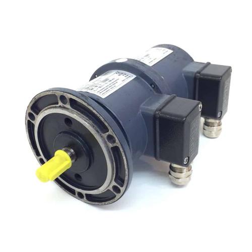 DC Tachogenerator + Encoder TDP-0,2-LT-3 + OG-9-E-1 HUBNER TDP0,2LT-3 + OG9E1 *USED*