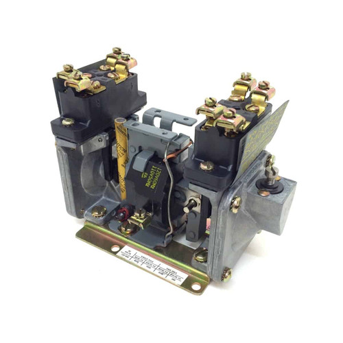 Pneumatic Timing Relay 9050-AO110DEV02 Square D 110-120VAC 9050AO110DEV02