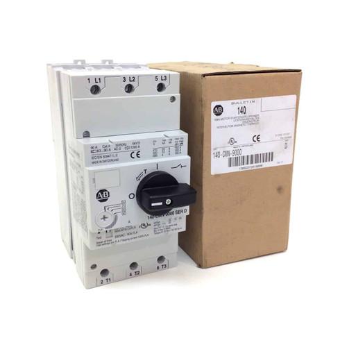 3-pole Circuit Breaker 140-CMN-9000 Allen-Bradley 63-90A 140CMN9000