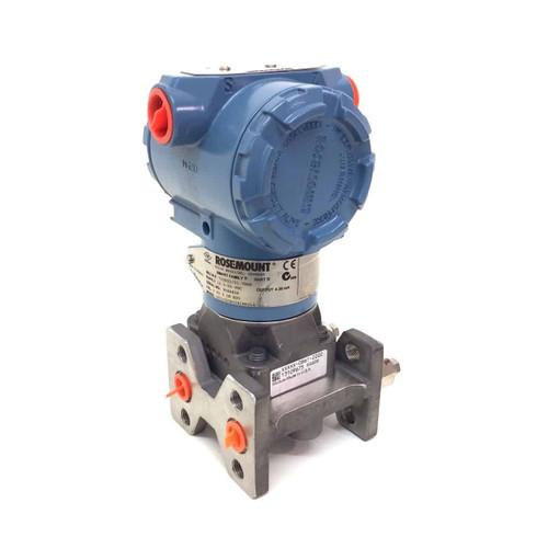 Coplanar Pressure Transmitter 3051CD0A02A1BH2L4 Rosemount 3051C-D-0-A-0-2-A-1-B-H2-L4 *New*