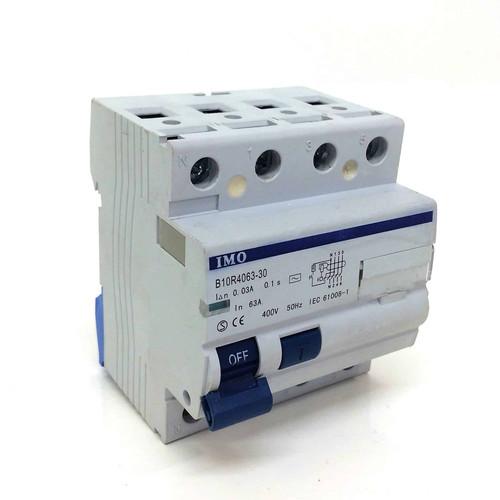 RCD B10R4063-30 IMO 63A 415VAC B10R406330 *USED*