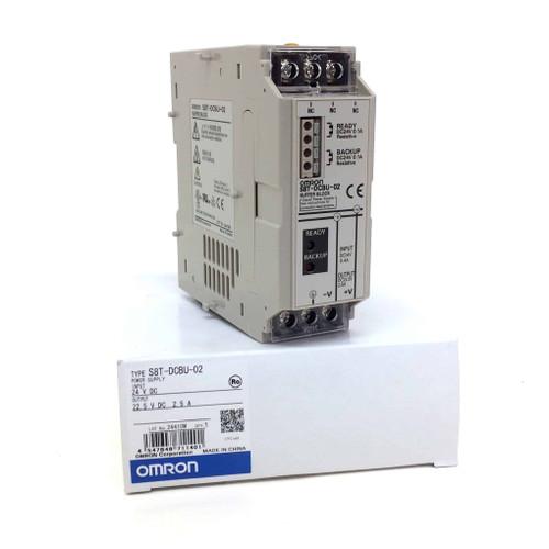 Buffer Block S8T-DCBU-02 Omron 24VDC S8TDCBU02
