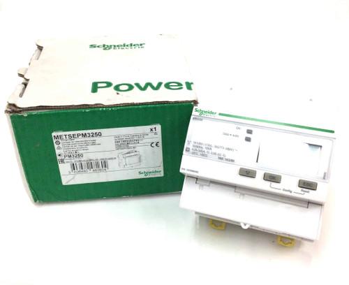 Power Meter METSEPM3250 Schneider PowerLogic PM3250