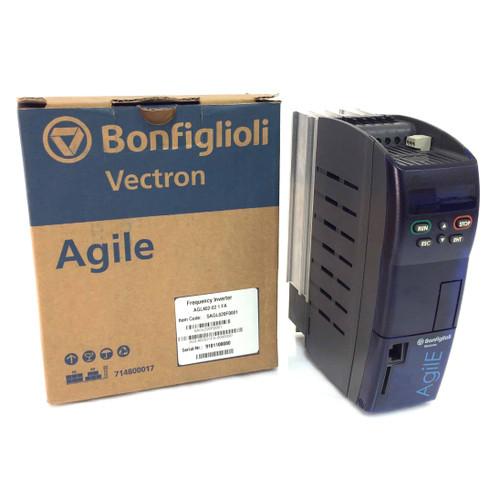 AC Inverter AGL402-02-1-FA Bonfiglioli 0.25kW SAGL020F0001 *New*