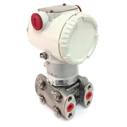 2600T Differential Pressure Transmitter 266DSHMSSA2B1 ABB 266DSH-M-S-S-A-2-B-1