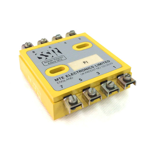Solid State Relay SSR-PI MTE PI *New*