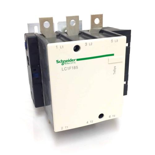 Contactor LC1F185 Schneider 100kW 012238 LC1-F185