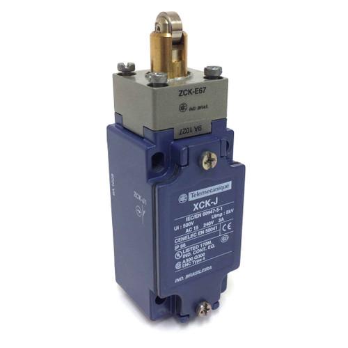Complete Limit Switch XCK-J167 Telemecanique 064598 XCKJ167