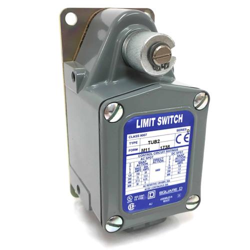 Heavy Duty Limit switch 9007-TUB2-M11 Square D 9007TUB2M11
