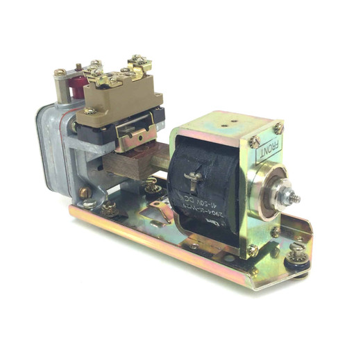 Pneumatic Timing Relay 9050-CO-1D-41-50VDC Square D 41-50VDC 9050C01D-41-50