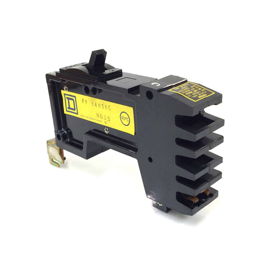 Circuit Breaker FY-14030C-HG25 30A Single Pole Square D FY14030CHG25
