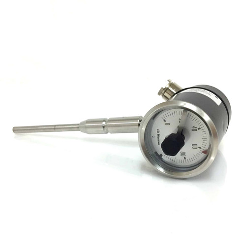 Dial Indicator Thermometer MTG60_1K_VAE127O8PST_0/100C Messko 74915000 *New*