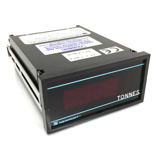 Voltmeter 204B-3-C0-D4-FS Newport Electronics 204B3C0D4FS