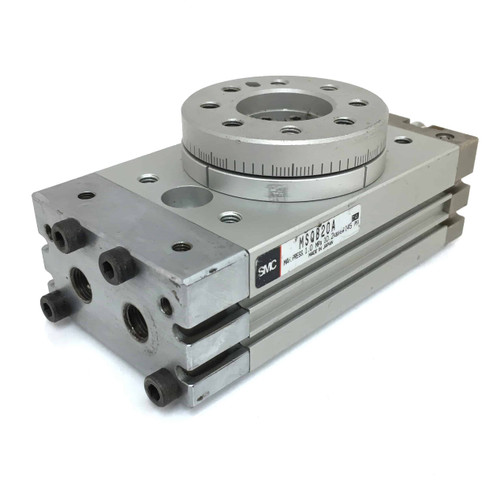 Rotary Actuator MSQB20A SMC MSQ-B-20-A *New without shock absorbers*