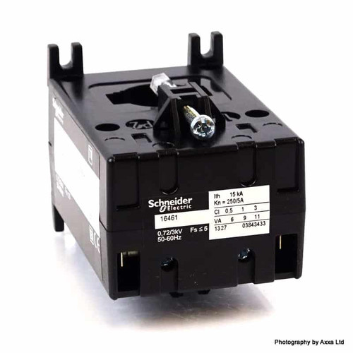 Current Transformer 16461 Schneider 250A 16-461