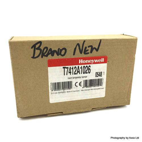 Room Temperature Sensor T7412A1026 Honeywell T-7412-A-1026