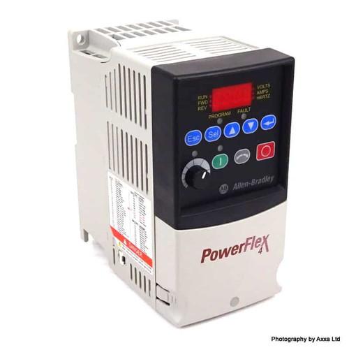 AC Drive 22A-A2P1N113 Allen Bradley  0.4kW/0.5HP 22AA2P1N113