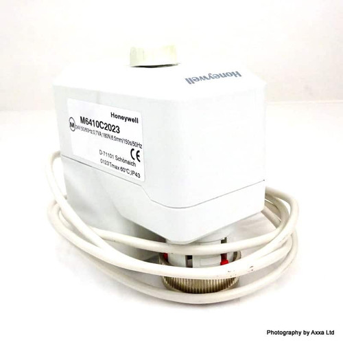 Linear Actuator M6410C2023 Honeywell  24VAC M6410-C2023 *Used*