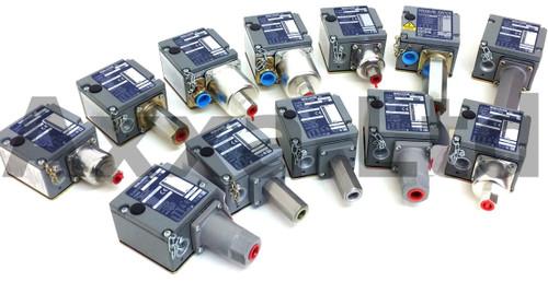 Pressure switch 9012-ACW-25 Square D 9012 ACW25