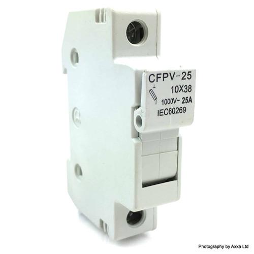 Fuse Holder CFPV-25 Bussmann CFPV25 *16A fuse included*