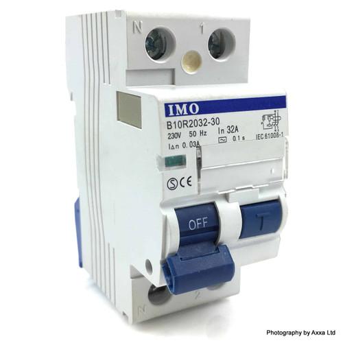 RCD B10R2032-30 IMO 32A 230VAC B10R203230 *New*