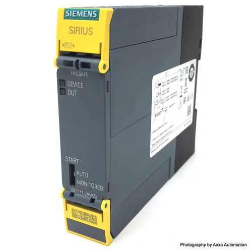 Safety Relay 3SK1111-2AW20 Siemens 3SK11112AW20