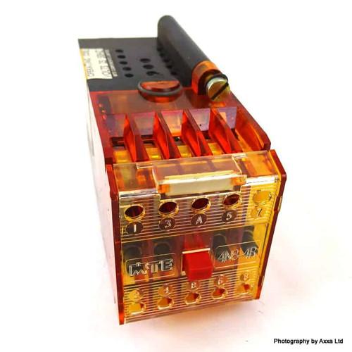 4-Pole Relay 4N8-4R-25VAC MTE 01-2450-25